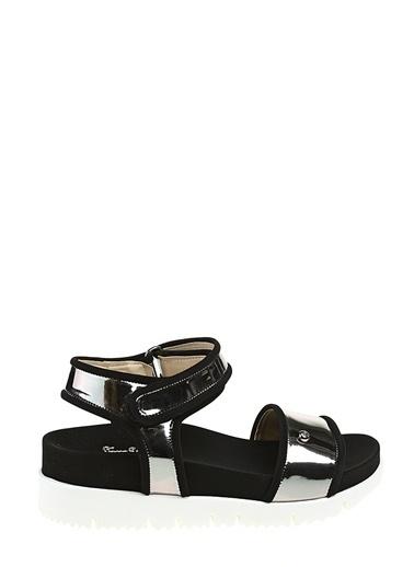 Pierre Cardin Sandalet Gümüş